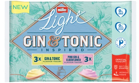 Pot shots: why G&T yoghurts are a step too far