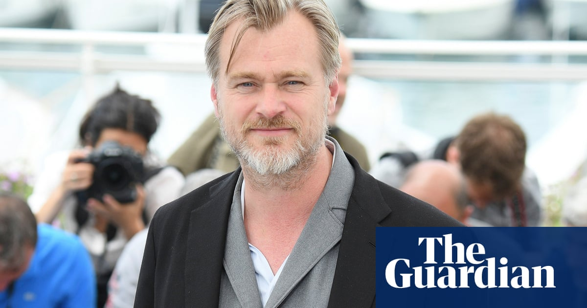 Christopher Nolan to make drama about the 'father of the atomic bomb'