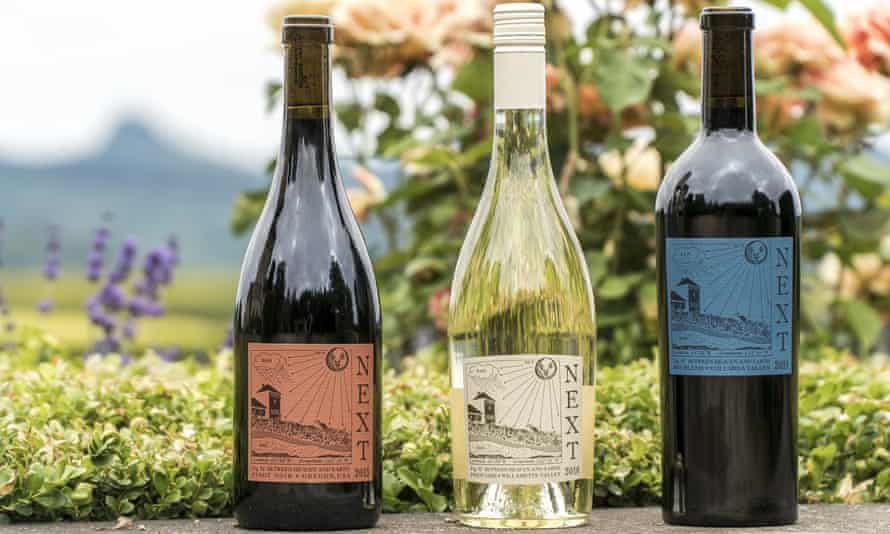 NEXT was developed by King Vintners with Amazon Wine.