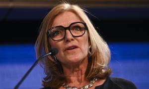 Reason Party MP Fiona Patten