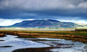 Loch Leven, Kinross.