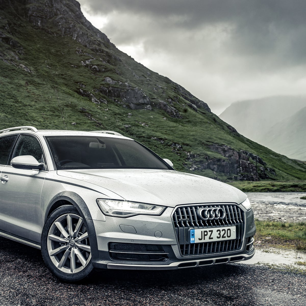 Kelebihan Audi A6 Allroad 2017 Review