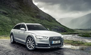 Audi A Allroad Quattro Car Review Martin Love Technology The - Audi all road