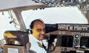 At the time of his retirement in 1999, Martin Michael featured in the Malaysia Book of Records as the nation's longest-serving commercial pilot, with 36 years' service
