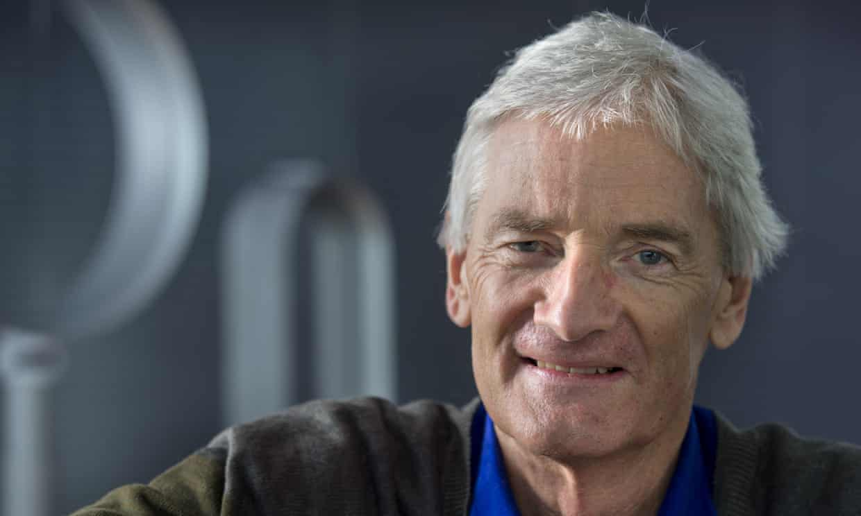 Dyson developing an electric car thumbnail