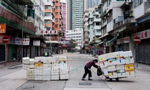 A third of Hong Kong's older people live in poverty. The city now has the longest life expectancy in the world.