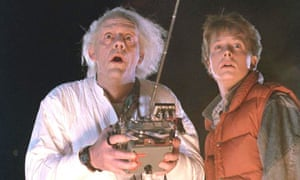 Some of the funniest dialogue ever committed to screen … Back to the Future.