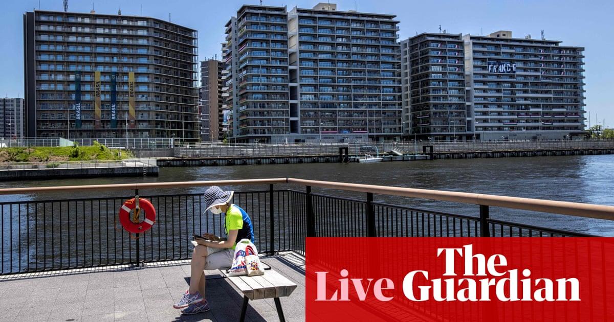 Coronavirus live: Boris Johnson will not isolate despite contact; two athletes test positive in Tokyo Olympic Village