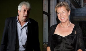 Rod Liddle and Katie Hopkins … professional controversialists
