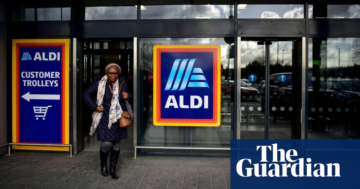 Aldi Sales Reach Record 1bn At Christmas As It Opens More Stores