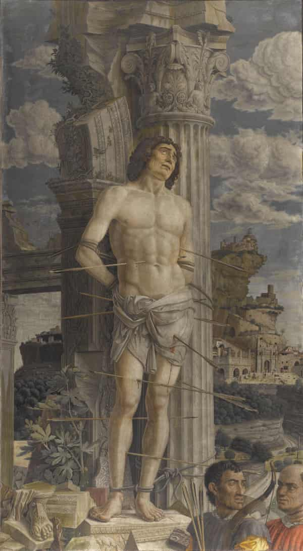 Mantegna's The Martyrdom of Saint Sebastian