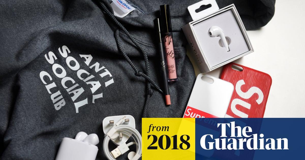 Amazon site awash with counterfeit goods despite crackdown