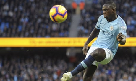 Benjamin Mendy's hard work can earn reward, says Pep Guardiola