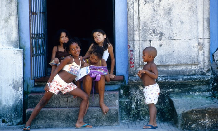 Bahia is Brazil's blackest state – but you'd never guess it from
