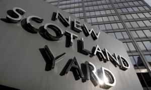 New Scotland Yard logo