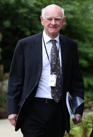 Howard Davies.