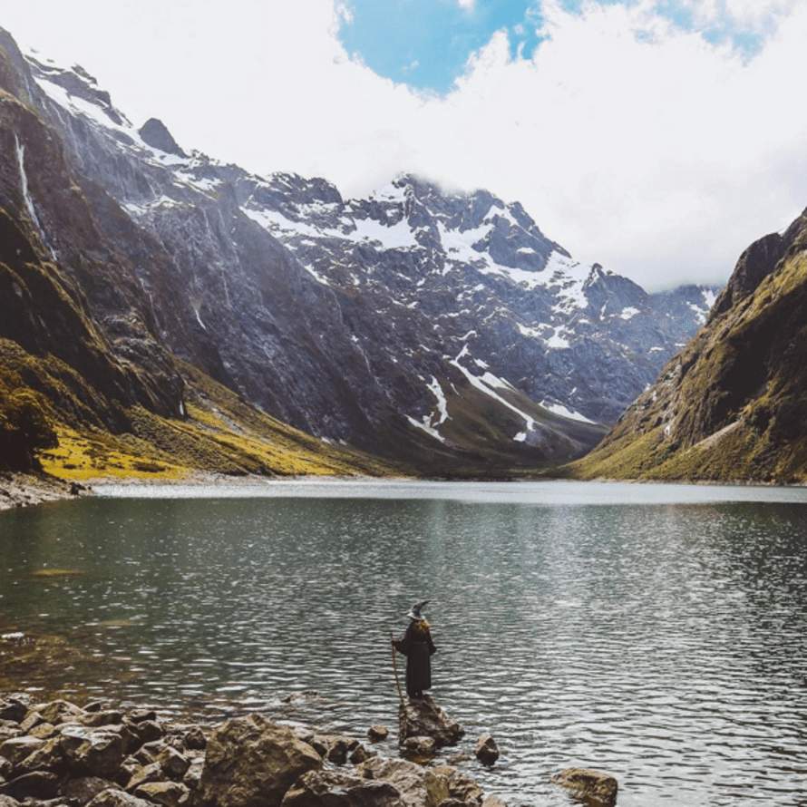 An Akhil Suhas picture from New Zealand.