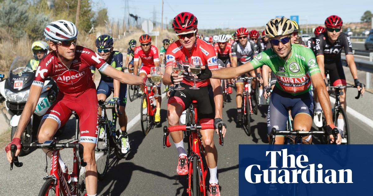 9f907ed6b Chris Froome seals Vuelta a España title to win historic Vuelta-Tour double