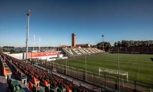 Stadio Pierluigi Penzo, home to Venezia FC.