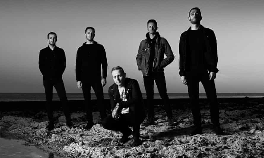 'We didn't want the sympathy likes' ... Architects on new album Holy Hell.