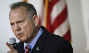 Roy Moore received Donald Trump's endorsement despite the allegations.