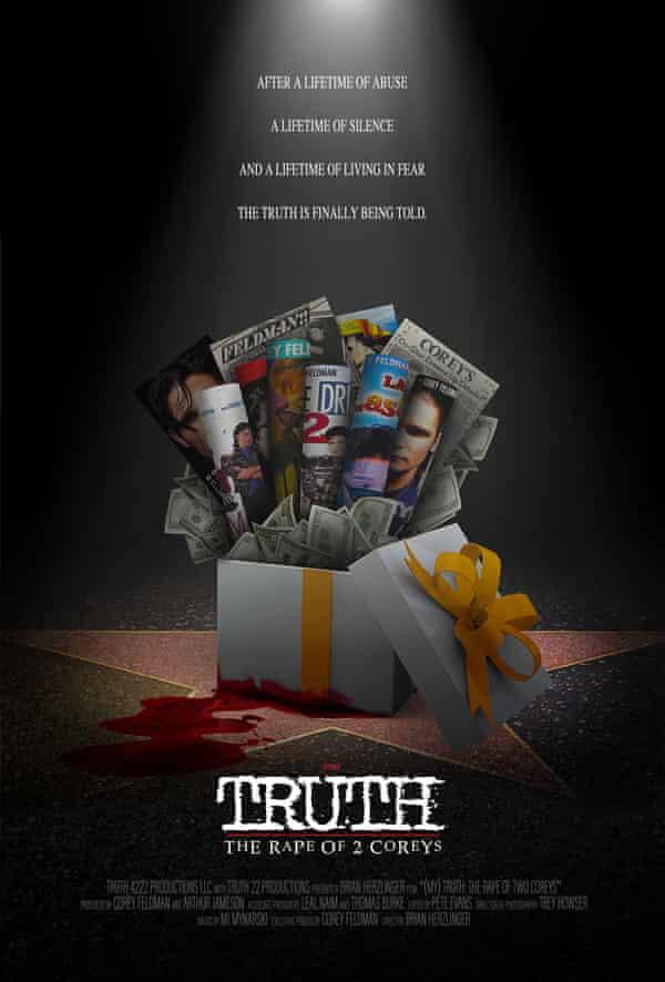 Promo poster for Corey Feldman's new film.