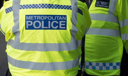 A Met spokesman said no arrests had been made after the incident in Poplar.