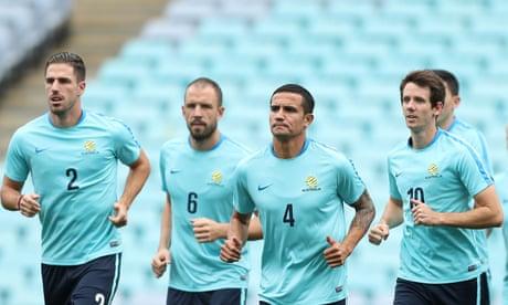 Australia v Syria: World Cup 2018 qualifying – live!