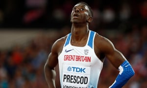 Reece Prescod, who beat the world champion, Justin Gatlin, in May, says the field at Birmingham is the best ever for the British 100m trials.