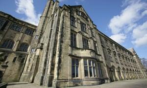Bangor is one of Wales' eight universities.