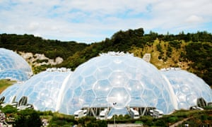 The heated geodesic domes popping up in bars may be more inspired by the Eden Project in Cornwall than the Inuit variety.