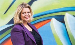 Katherine Bennett, head of Airbus in the UK