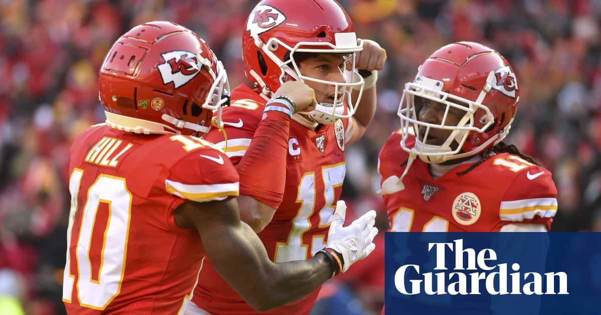 Chiefs reach their first Super Bowl since 1970 as Mahomes tames Titans