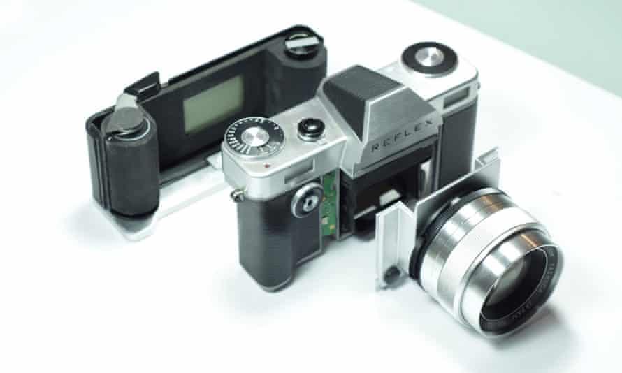 Reflex SLR 35mm camera