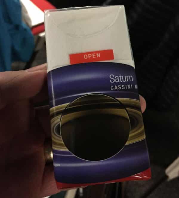 Cassini-branded tissues