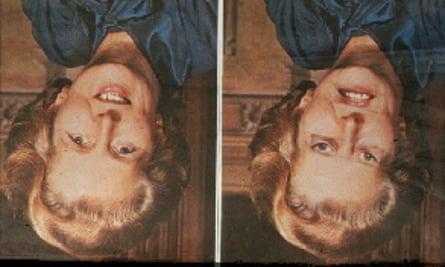 Thatcher illusion