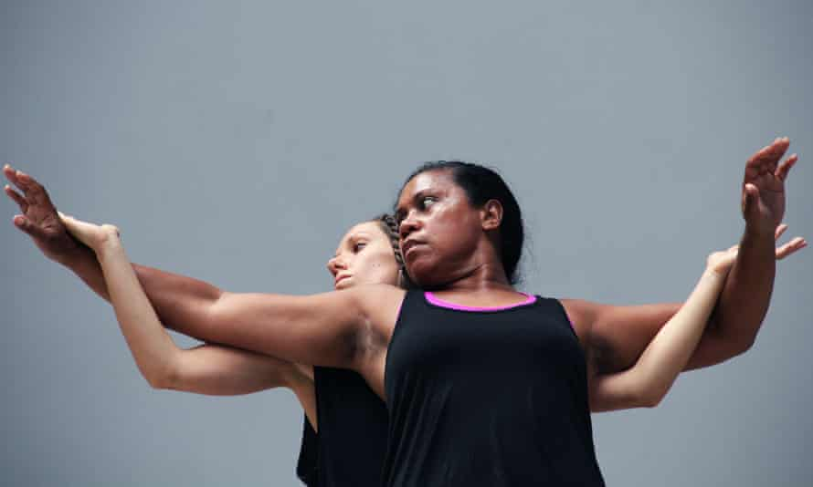 Force Majeure dancers – the dance theatre company was not successful in the latest round of Australia Council funding.