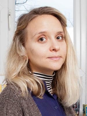 Isabel Greenberg.