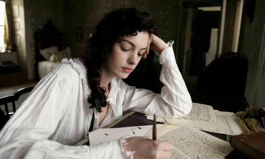 Anne Hathaway Jane Austen Becoming Jane