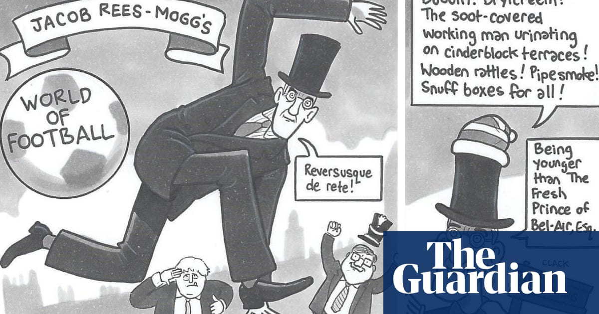 David Squires on … Jacob Rees-Moggs world of football