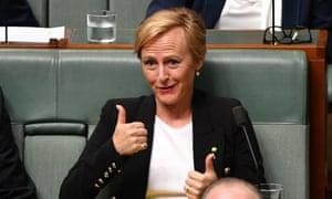 Liberal MP Katie Allen