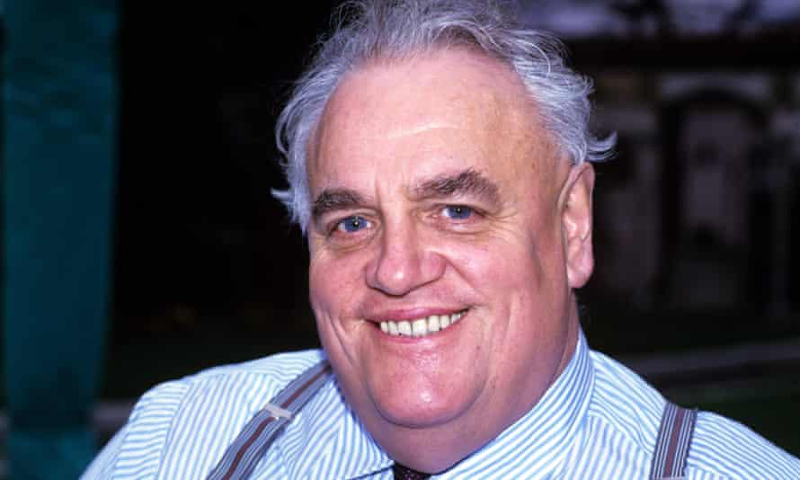 Cyril Smith, the former MP for Rochdale.