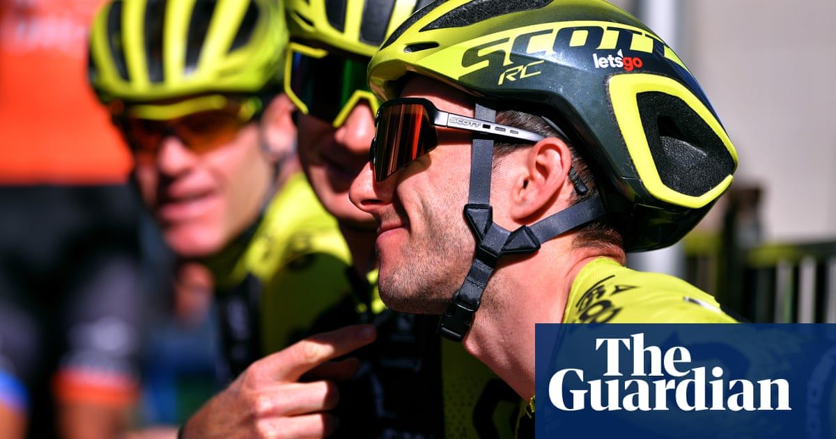 We want to start with a bang: Mitchelton-Scott shooting for the stars in 2020 | Kieran Pender
