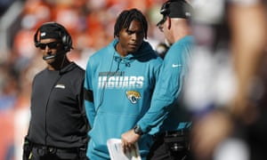Jalen Ramsey has been on the sidelines with a back injury for the last three games