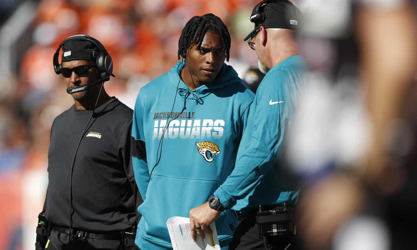 Jalen Ramsey's troubled Jaguars tenure ends with blockbuster trade to Rams