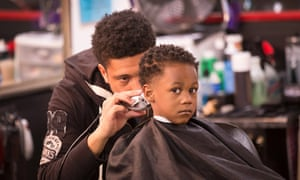 Can Philadelphia barbershops help increase iblacki voter