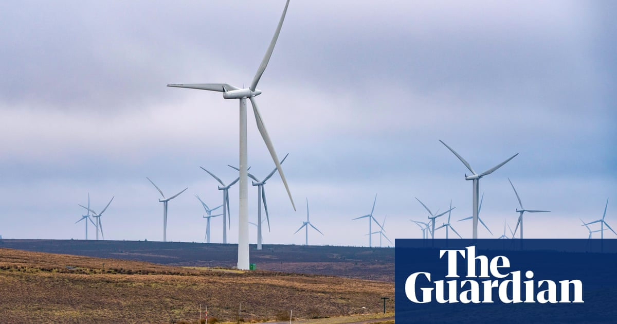 Scottish Power blames weather and price cap for 80% drop in profits