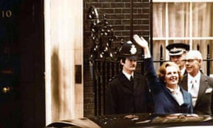 Margaret Thatcher's economic policies post-1979 led to a wave of deindustrialisation.