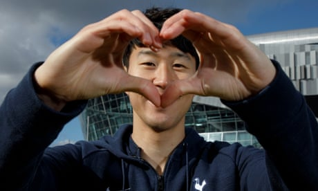Son Heung-min: 'My father says I shouldn't marry until I retire and I agree'
