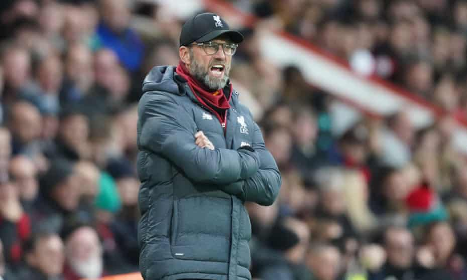Jürgen Klopp is aiming to take Liverpool into the knockout stages.